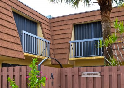 Accordian Shutters Manufactured and Installed by Jupiter Aluminum Products