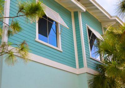 Bahama Shutters Manufactured and Installed by Jupiter Aluminum Products