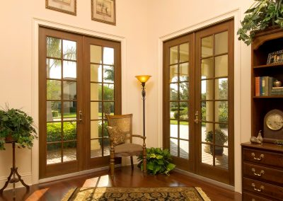 Cabana Impact Doors from Jupiter Aluminum Products
