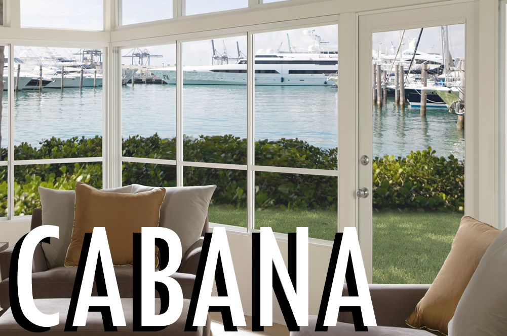 """""""Cabana"""