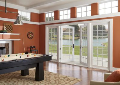 French Impact Doors from Jupiter Aluminum Products
