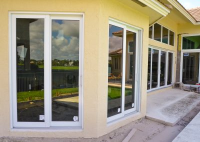 Sliding Glass Doors from Jupiter Aluminum Products