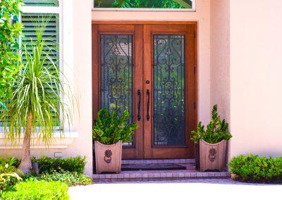 Entry Doors Jupiter Aluminum
