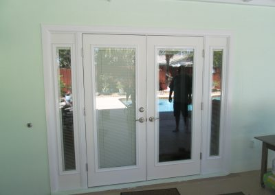French Doors at Jupiter Aluminum