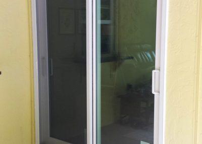 Sliding Impact Doors
